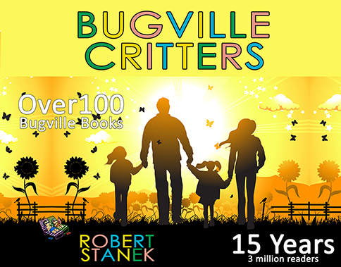15 Years of Bugville Critters